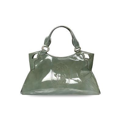 marcelo patent bag
